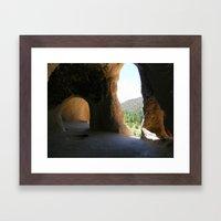 Bandelier 2 Framed Art Print