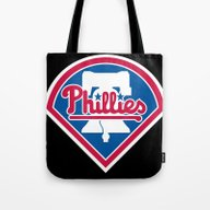 MLB - Phillies Tote Bag