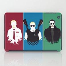 Blood & Ice Cream iPad Case