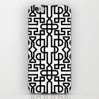 Iron Trellis iPhone & iPod Skin