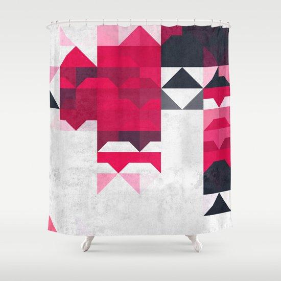ryspbyrry xhyrrd Shower Curtain
