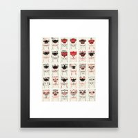 Hells Angels Framed Art Print