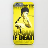 The Game Of Death iPhone 6 Slim Case