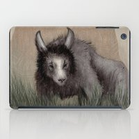 Forest Beastie iPad Case