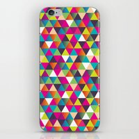 Crazy Pattern iPhone & iPod Skin