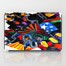 Old World Order iPad Case