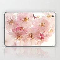 Cherry Blossoms- In Memo… Laptop & iPad Skin