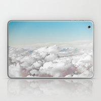 Cotton Sky Laptop & iPad Skin