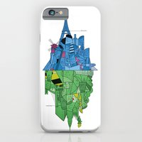 From Paris to New York and back iPhone 6 Slim Case