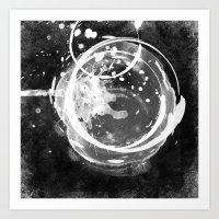 In Circles 5 Art Print