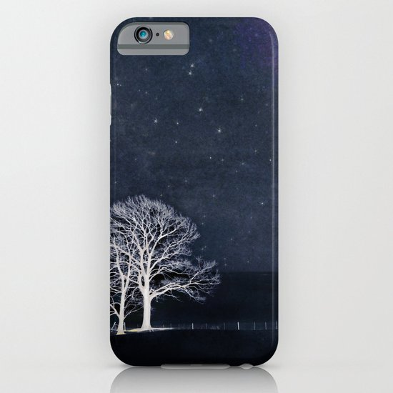 The Fabric of Space and the Boundary of Knowledge iPhone & iPod Case