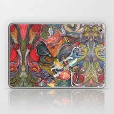 compositions of mind Laptop & iPad Skin