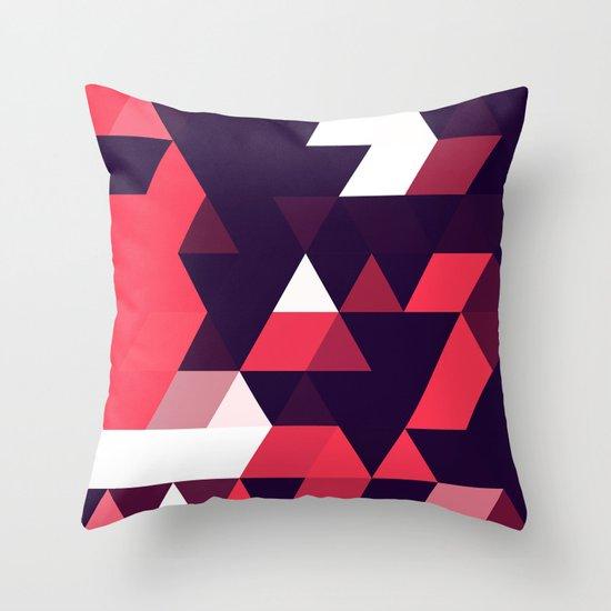 cyrysse lydy (flat version) Throw Pillow