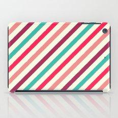Striped. iPad Case