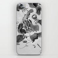 Dis MAN Tled Option iPhone & iPod Skin