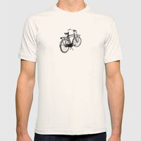 Amsterdam I Mens Fitted Tee Natural SMALL