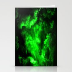 Envy - Abstract In Black… Stationery Cards