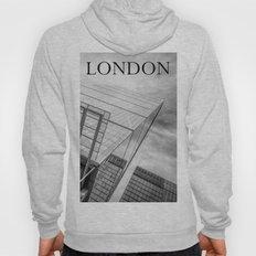 London skyscraper Hoody