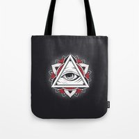 Don't Trust... Tote Bag