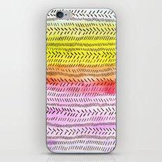 Slash dot Dash 3 iPhone & iPod Skin