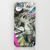 A Is For Angel iPhone 6 Slim Case