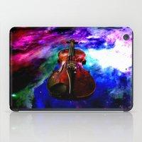Violin Nebula iPad Case