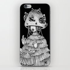 Mushroom & Ruffles iPhone & iPod Skin