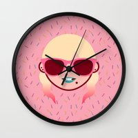 Hipster Wall Clock