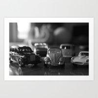 CarMax Art Print