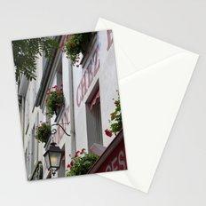 Chez Eugène Montmartre Stationery Cards