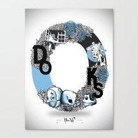 O DOKS Canvas Print