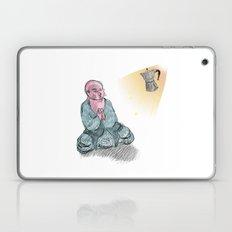 GOD GIMME THE STRENGTH Laptop & iPad Skin