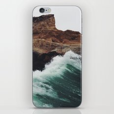 Montaña Wave iPhone & iPod Skin