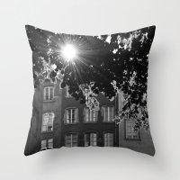 glow... Throw Pillow
