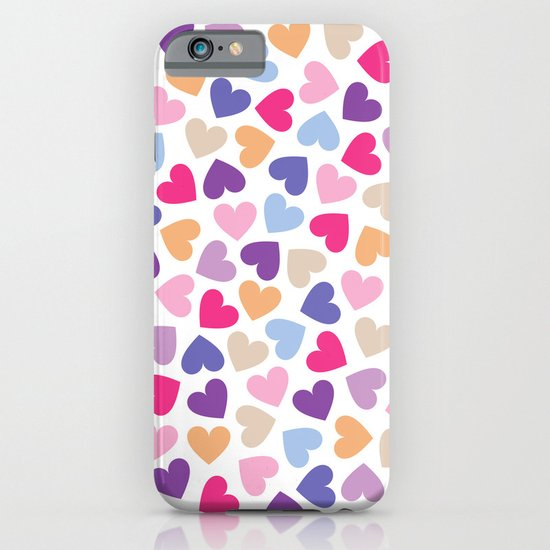 Hearts #5 iPhone & iPod Case