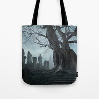 Ancient tree Tote Bag