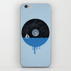 Songs for the Sea iPhone & iPod Skin