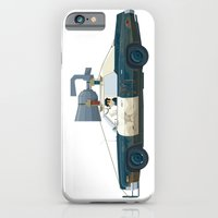 The Blues Brothers Bluesmobile 2/3 iPhone 6 Slim Case