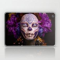 Violet Harvest Muertita Detail Laptop & iPad Skin