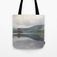Eilean Donan Tote Bag