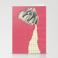 Top Secret (spray) Stationery Cards