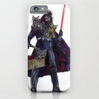 Cat Dad Vader iPhone 6 Slim Case