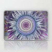 Crown Chakra (II) Laptop & iPad Skin
