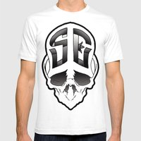 Soul Expressions Logo Mens Fitted Tee White SMALL