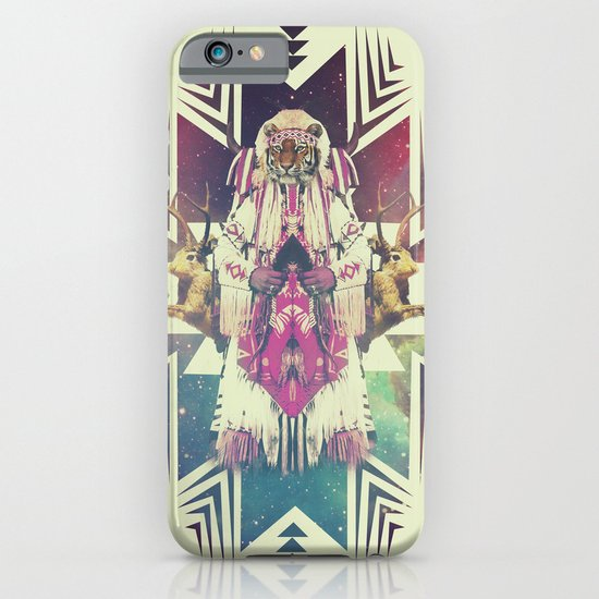 Tiger Chaman  iPhone & iPod Case