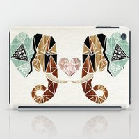 Elephant Love iPad Case
