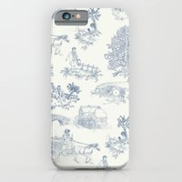 Shire Toile iPhone 6 Slim Case