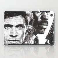 Lethal Weapon iPad Case