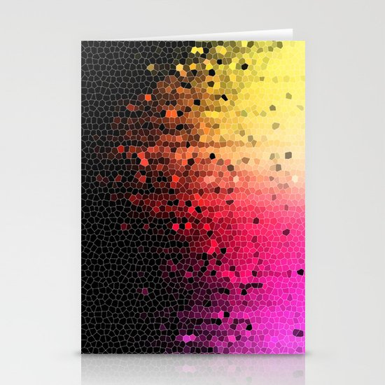 MOSAIC - Rainbow Edition - for Iphone Stationery Card