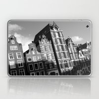 Amsterdam Canal Houses B… Laptop & iPad Skin